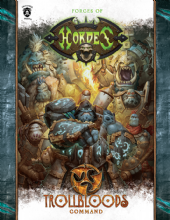 Forces of HORDES: Trollbloods Command SOFT COVER